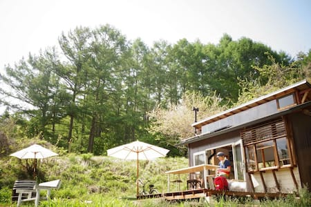 natural life at tiny cottage - Cabin