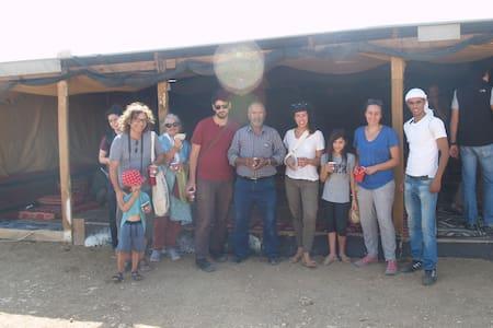 Bawadi Desert Eco Tourism Palestine (Bedouin Tent) - Jerusalem - Tält
