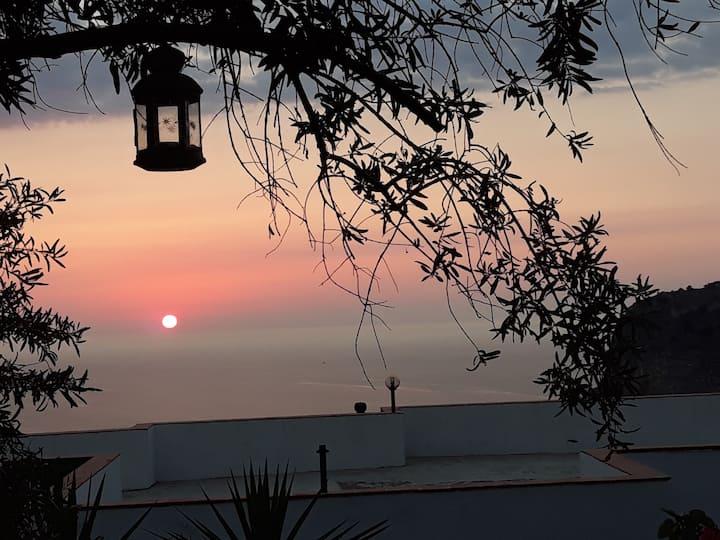 Villa DaMa        monolocale con vista panoramica