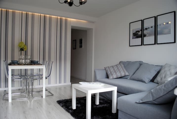 Apartament 1 Maja CENTRUM - Koszalin