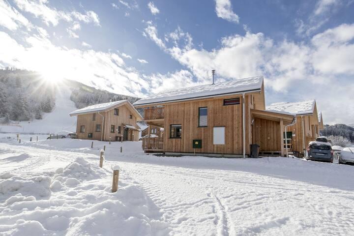 Charming Chalet in Sankt Georgen ob Murau on Ski Slopes