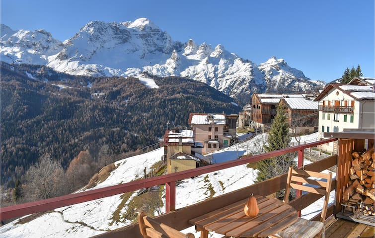 Holiday apartment with 3 bedrooms on 80m² in Col di Val di Zoldo