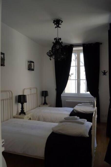 Appartement design confortable 4 appartements louer for Appartement design 100m2