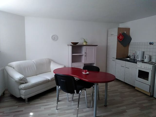 Gemütliches Appartement für 1 - 2 Personen