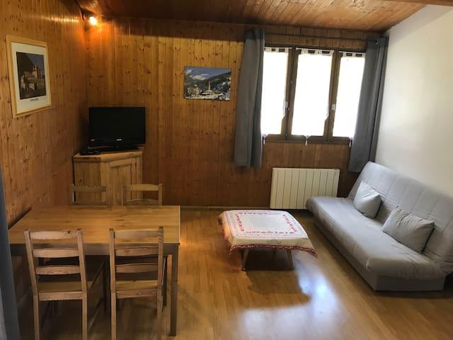 Appartement calme et agréable avec wifi