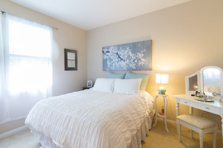 Upscale, comfortable, and peaceful - San Diego - Apartment