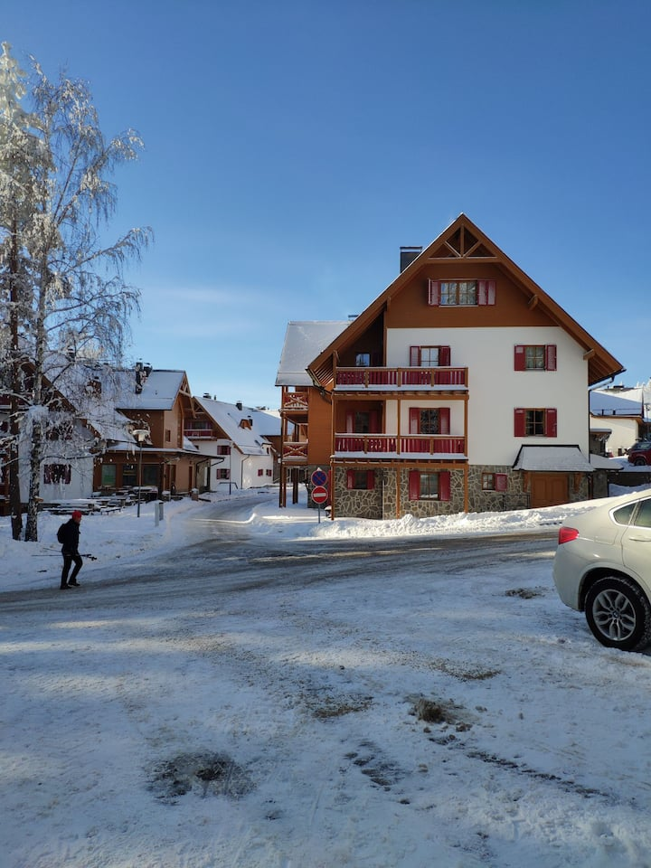 Apartment Antela 147m2  for 12 person with sauna
