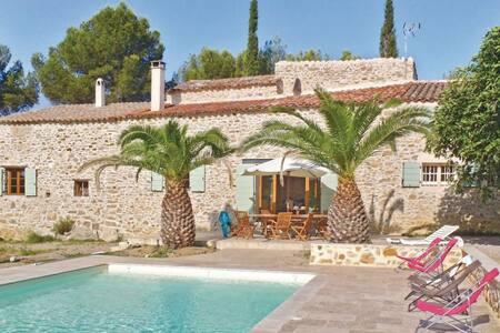 5 Bedrooms Home in Murviel-lès-Béziers - Murviel-lès-Béziers