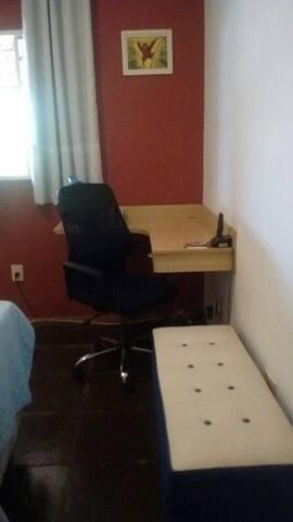 Ótimo quarto na Vila Planalto, perto de tudo! - Brasília - Huis