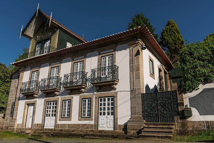 Lovely House 30 Km from Porto, with swimming pool