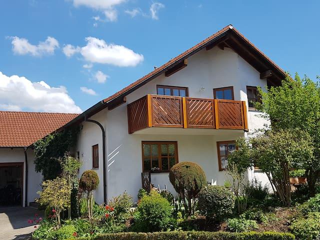Gemütliche Ferienwohnung am Bodensee