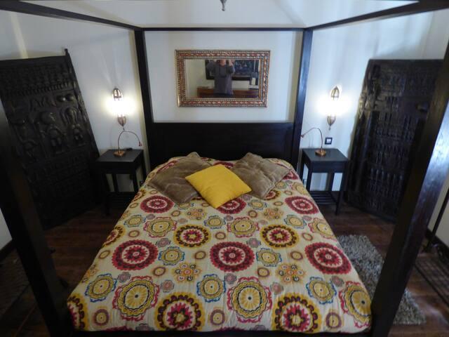 Três Bandeiras Guest House B&B (QAm) - Carvoeira - Bed & Breakfast