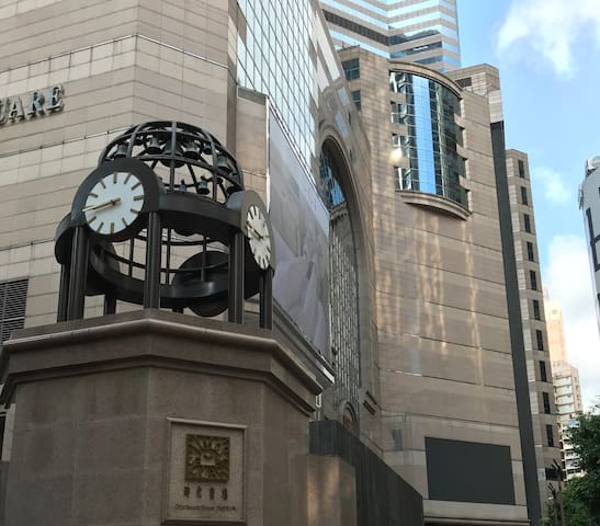 Central loc & renovated Causeway Bay studio for 2