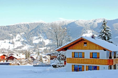 Schwanli 10931.1 - Oberammergau - Villa