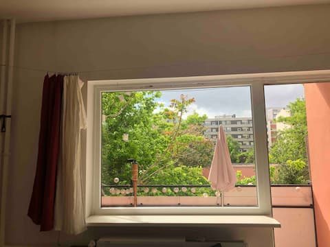 Minimalistische Wohnung im Herzen von Berlin