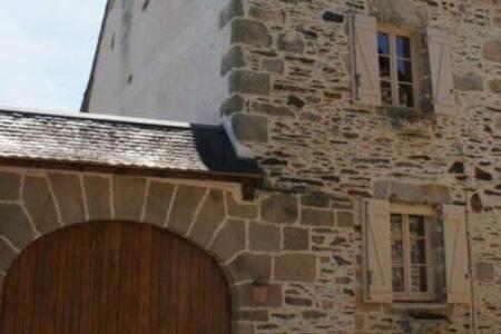 Maison avec cour dans Village corrézien