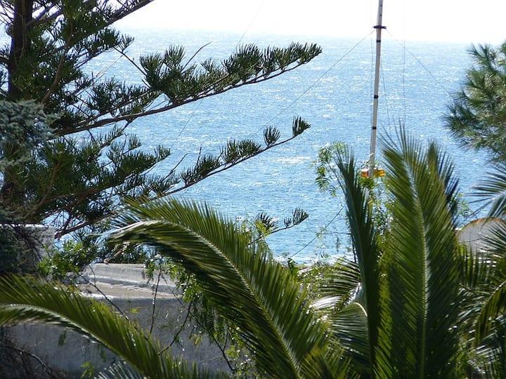 affittasi villa 70 metri dal mare