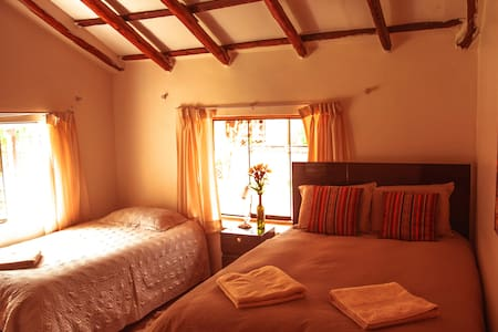 Triple Room+Breakfast -Sachi Ayni Guesthouse