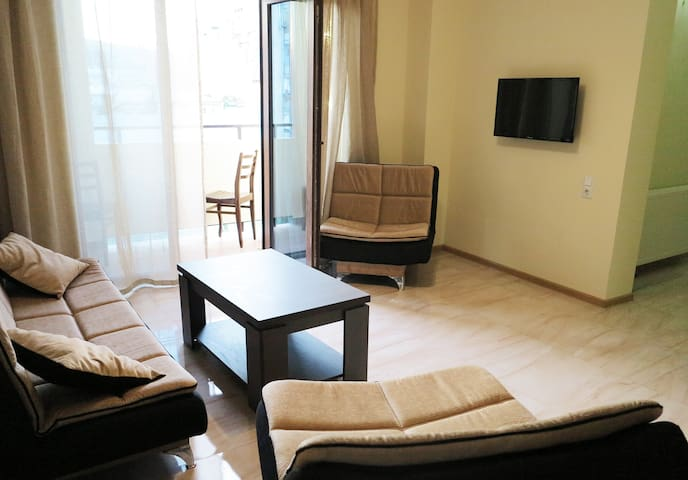 Comfortable apartment near City Hall - Tbilisi