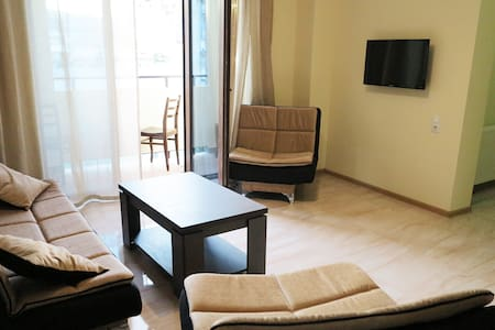 Comfortable apartment near City Hall - Wohnung