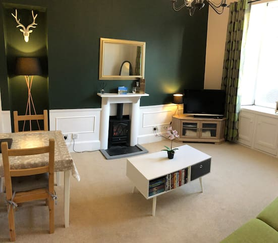 Highland Retreat in the City Centre