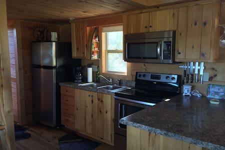 """""""Its Five O'clock Here""""  BRPW waterfront cabin - Fancy Gap"""
