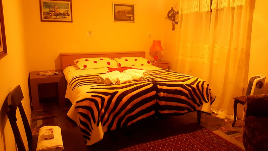 Andre Hostel in the best place in Tirana.