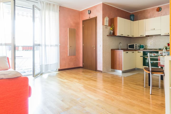 Flat near San Raffaele close to the metro - Vimodrone - Lejlighed