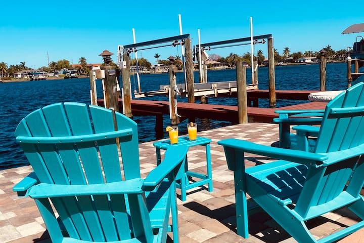 BRAND NEW! Ruby's Lake Retreat on 8 Lakes
