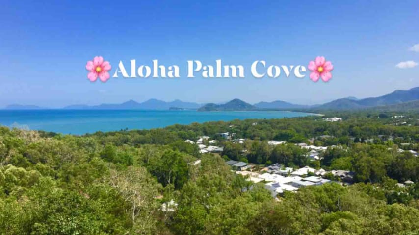 Aloha Palm Cove Studio. 4Pools/Rainforest/Islands.