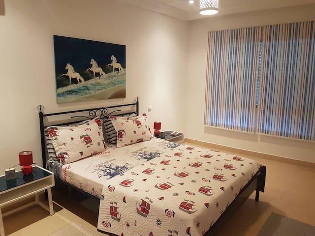 Appartement cozy et bien équipé à Hammamet