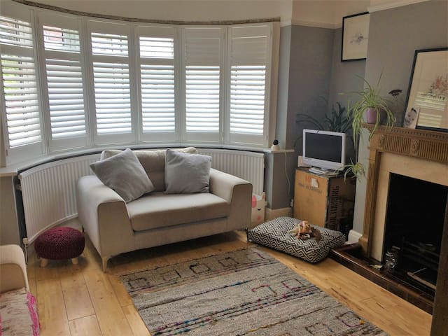 Light Bright Double Room Free Parking