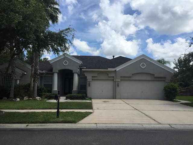 Private Room for Rent - Tampa - Wohnung