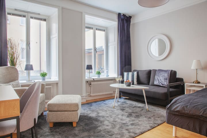 Perfect Apartment in Top Location Östermalm