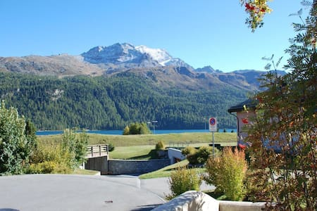 ST. MORITZ - SILVAPLANA LAKE SPORT AND RELAX