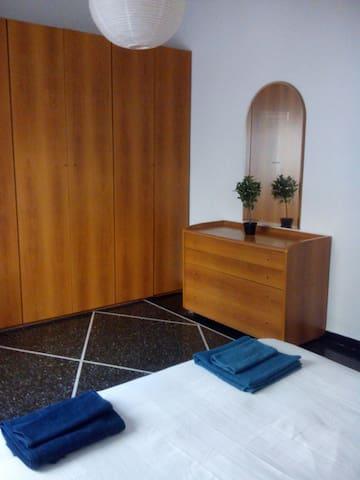 Appartamento 10 minuti dal centro - Genova - Huoneisto