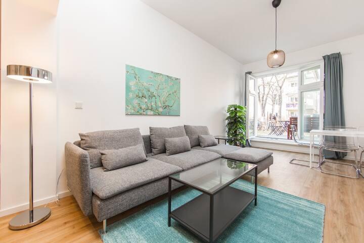 primeflats - Apartment Curtindo Lichterfelde West