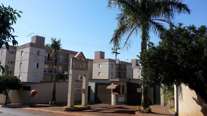Planalto Verde, paz, 62 m2, 2 dorm, SEM MOVEIS.