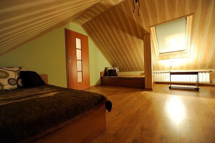 Komfortowy apartament w górach - Kocoń - House