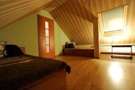 Komfortowy apartament w górach - Kocoń - Hus