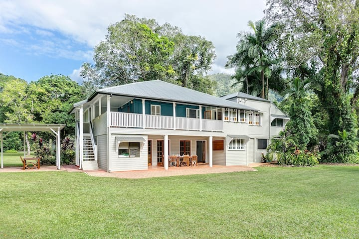 Zanzoo Retreat, Redlynch Valley - 3 bedroom option