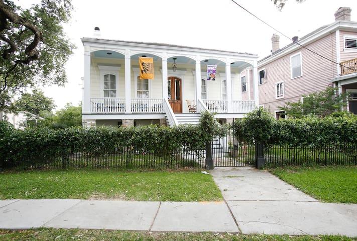 Bayou St John Historic Home