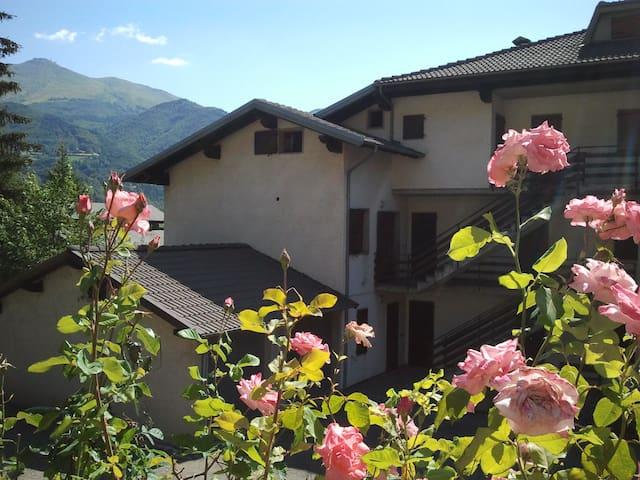 Appartamento montagna, appennino - Fiumalbo