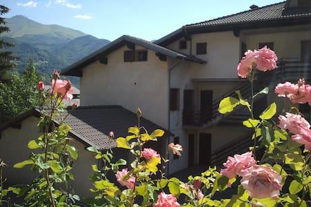 Appartamento montagna, appennino - Fiumalbo - Huoneisto