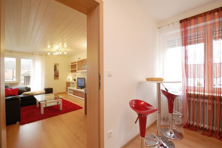 DREAMLIKE close to the airport - Buch - Apartment