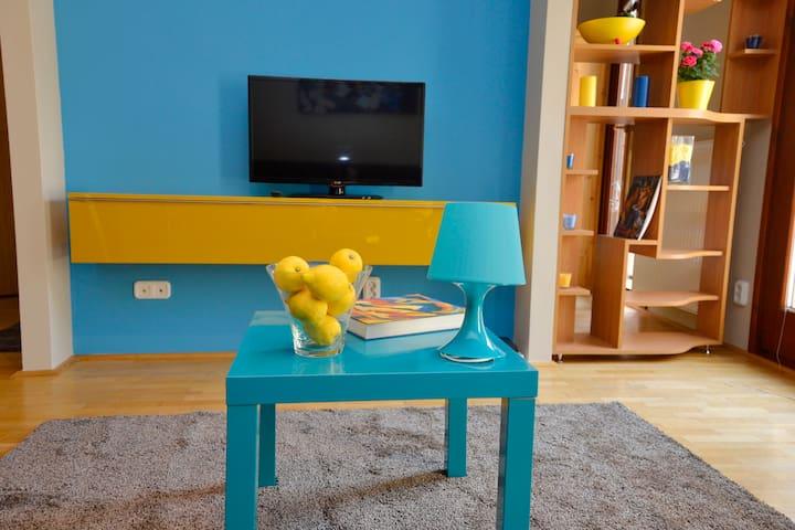 Blue Apartment  - บูดาเปสต์ - ที่พักพร้อมอาหารเช้า