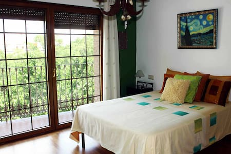 Green Room - Crevillent - Bed & Breakfast