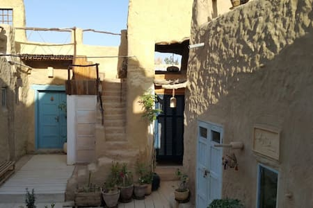 Traditional Siwan Eco Room In Siwa Town - House