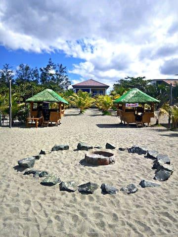 Private Beach House San Narciso Zambales