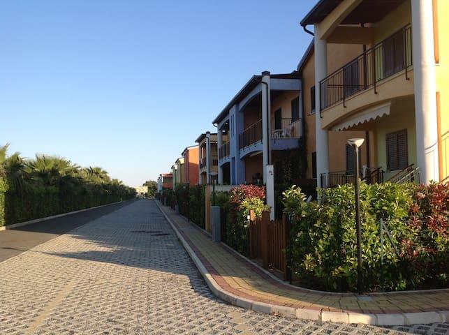 Case vacanze Villaggio Riva Azzurra - Policoro - Wohnung